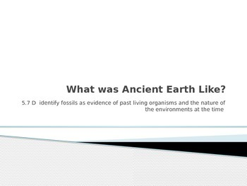 What was Ancient Earth Like?