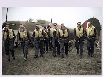 What was the Battle of Britain Starter Activity