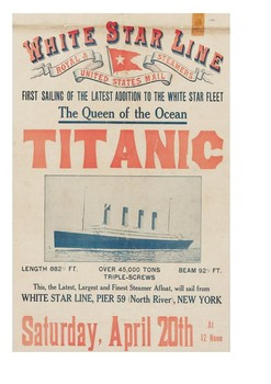 What was the Titanic Cloze Activity