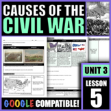 What were the causes of the American Civil War?