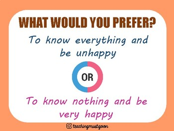 What would you prefer CARDS