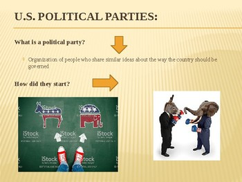 What you need to know about Political Parties