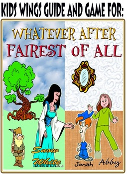 Whatever After: Fairest of All by Sarah Mlynowski, A Fairy