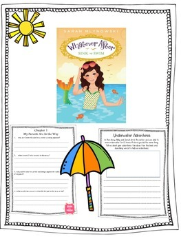 Whatever After Sink or Swim Book Club or Reading Group Guide