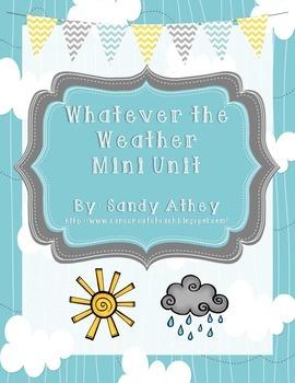 Whatever the Weather Mini-Unit