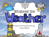 Whatever the Weather: Science and Literacy Resources