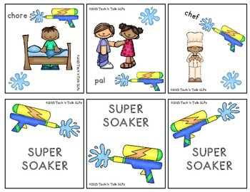 What's Another Word for That?  Super Soaker Synonyms Game Pack