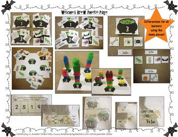 What's Brewing?  Halloween Fun With Numbers 0-10; Centers, Printables & More!