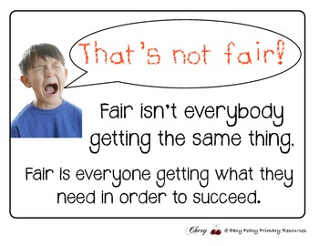 What's Fair Poster