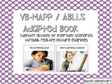 What's Happening? Adapted Book to Identify Actions and Everyday Scenarios