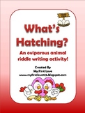 What's Hatching?