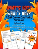 Free What's Hot, What's Not Classroom Activity for Any Content Area