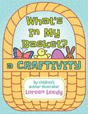 Basket Craftivity for Spring
