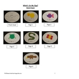 What's In My Egg? Oviparous Animal Book for Students to Make