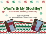 What's In My Stocking? A Christmas Inferring Activity