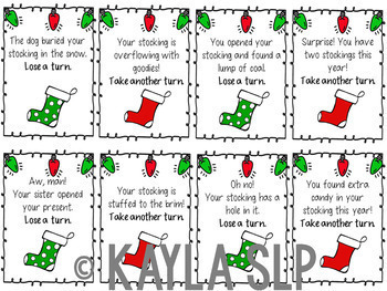 What's In My Stocking {Christmas Inferencing}