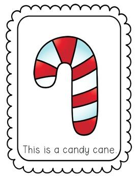 What's In Santa's Sack? {Interactive Emergent Reader}