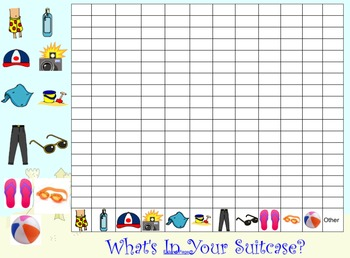 What's In Your Suitcase (Graph)