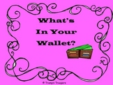 """""""What's In Your Wallet""""; Set up a token economy that gets kids working!"""