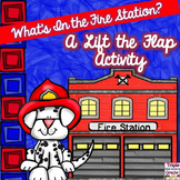 Fire Prevention and Fire Safety Lift the Flap Activity