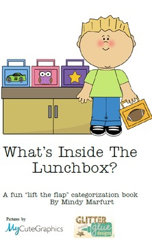 What's In the Lunchbox?  An Interactive/Adaptive Categorization book