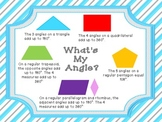 What's My Angle Measurement?
