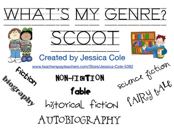 What's My Genre? Scoot