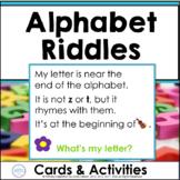 Kindergarten Enrichment | Listening Comprehension Alphabet