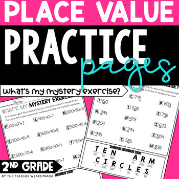What's My Mystery Exercise? Place Value