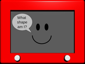 What's My Shape?, 2-D Geometric Shapes