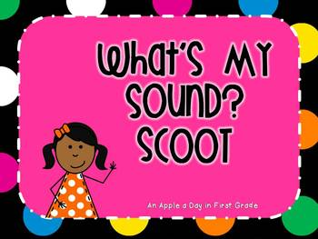 What's My Sound?  Scoot