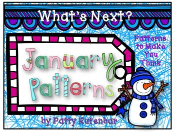 What's Next? January Patterns