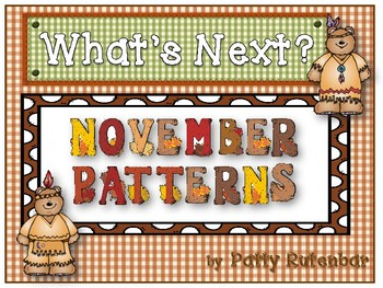 What's Next November Patterns