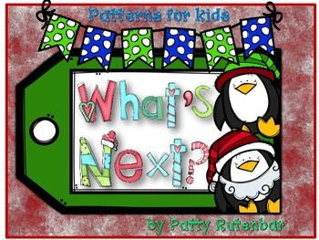 What's Next - Patterns for Kinders