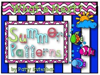 What's Next Summer Patterns