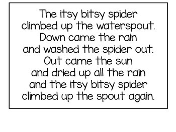 What's Poppin'? Nursery Rhymes