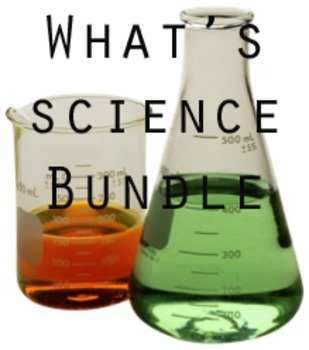 What's Science Bundle