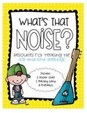"What's That ""Noise"" - Teaching the /oi/ and /oy/ Sounds"