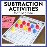 Subtraction for First Grade