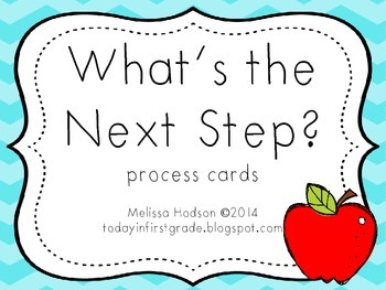 What's The Next Step? Cards