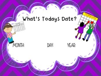 What's Todays Date?