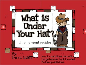 What's Under Your Hat?