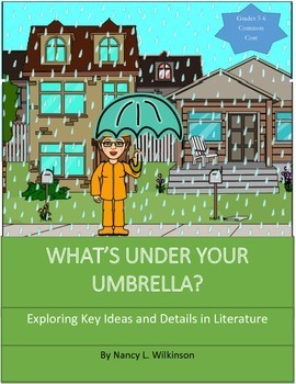 What's Under Your  Umbrella?  -Key Ideas and Details