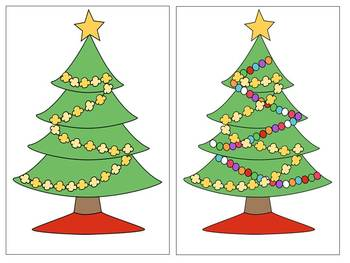 What's Underneath Your Christmas Tree? R, R blends, S, S blends, and TH