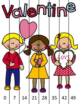 What's Up, Buttercup? Valentine Math & Literacy Unit
