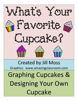 What's Your Favorite Cupcake?--Cupcake Graphing