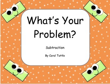 What's Your (Math) Problem? Supporting Students as they Write Story Problems