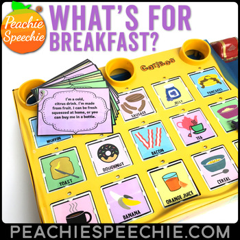 What's for Breakfast? {Clues for Inferencing}