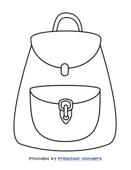 What's in My Backpack? {Freebie}