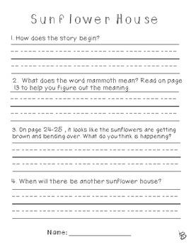 What's in My Garden Kindergarten Treasures 8.3 Supplemental Material